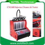2017 최고 연료 분사 장치 청소 기계 CNC600 발사 CNC602A