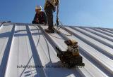 Ce&ISOは金属の屋根ロックの電気Seamer機械を証明した