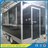 Nahrungsmittelkarren-Küche-mobile Nahrungsmittel-LKWas für Verkauf in China