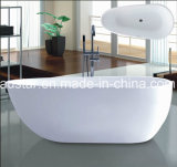 STAZIONE TERMALE indipendente della vasca da bagno di nuovo ellisse di 1700mm per la villa (AT-6181)