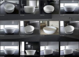 Baignoire ronde à surface solide Sanitaires