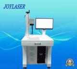 De tijdbesparende Laser die van de Vezel de Machine van de Gravure van het Systeem/van de Laser merken