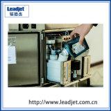 Máquina de impressão a jato de tinta com código estável industrial para garrafa