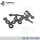 Implants van Canslp van de Plaat van het Sluiten van Calcaneal van Canwell de Orthopedische Kleine Plaat van het Sluiten van het Fragment