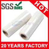 Película de estiramento de polietileno transparente industrial Clear Wrap