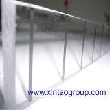 Lámina acrílica transparente de 3 mm PMMA 48X96 '' de alto brillo