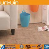 Azulejo de suelo durable del vinilo del PVC de la alfombra