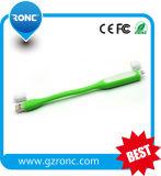 2 in 1 heller Lampe USB-LED für USB und Mikrotelefon