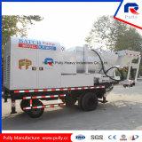 Camión de alta calidad montado bomba de mezcla de hormigón con sistema hidráulico