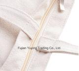 Sacola de algodão orgânica reciclável promocional personalizada