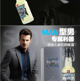 perfume usado da venda do perfume do frasco 125ml HOME quente popular grande
