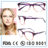 new Design Acetate Handmade Eyewear 형식 숙녀