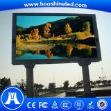 Visualización de LED de alquiler a todo color al aire libre de la consumición inferior P6 SMD3535