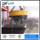 Ímãs de levantamento industriais de Dia-1650 milímetro para o guindaste de levantamento MW5-165L/1 da servidão 10t da sucata de aço