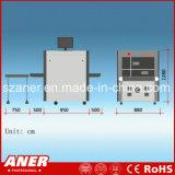 Förderanlagen-Geschwindigkeits-entdecken K6550 kundenspezifischer Röntgenstrahl-Gepäck-Scanner für Metall