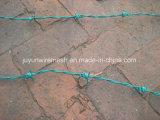 電流を通されるか、または浸る熱いステンレス鋼の倍のねじれの有刺鉄線