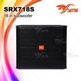 """Srx718s kies de """" AudioDoos van de Spreker van DJ van Systeem 18 uit Bas"""