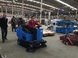 Gadlee Cer-industrielles und kommerziellesintelligentes Reiten-auf Kehrmaschine (GTS1250)