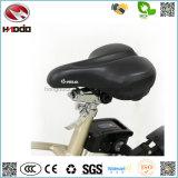 Veicolo elettrico poco costoso all'ingrosso del pedale della E-Bici del freno della bicicletta V della visualizzazione di LED della bici di montagna 250W della Cina MTB