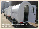 Acoplado móvil de los alimentos de preparación rápida de Van del alimento Ys-Fv220 para la venta los E.E.U.U.