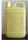 Der 2 Liter-Plastik füllt Strangpresßling-Blasformverfahren-Maschinen ab
