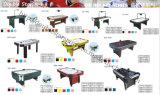 مصنع رخيصة سعر [إيندوور ير] لعبة هوكي طاولة لأنّ عمليّة بيع