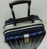 """De lage Zak van de Koffer van de Bagage van het Frame van Aluminium 20 """" 24 """" 28 """" van PC MOQ Materiële Rolling, de Aangepaste Zak van het Geval van het Karretje voor Reis"""