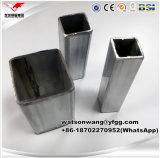 25X50、38X38、65X65の75X75mmto 200X200mm電流を通された正方形の空の管