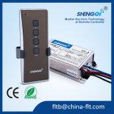FC-2 2 canales de control remoto para casa con receptor de señal de radio omnidireccional