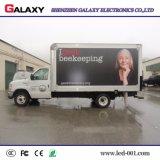 HD auto/LEIDEN van Vrachtwagens Vertoning/Comité/het Scherm/Aanplakbord van P6/P8/P10 voor Mobiele Reclame