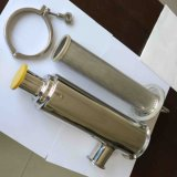 Корпус фильтра пробки нержавеющей стали фильтра Multi фильтрации воды высокого качества этапа санитарный