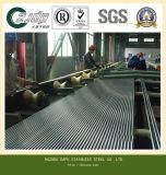 Tubo de aço inoxidável AISI304 para fábrica de papel