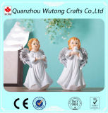 Kleine MiniatuurHars 4 de Decors van het Huis van de Beeldjes van de Engel van de Baby van Soorten
