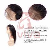 페루 바디 파 표백된 자유로운 부속 레이스 마감은 아기 머리 Remy 머리 마감을%s 가진 4X13 인치 100%Human 머리 마감을 매듭을 짓는다