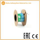 Cable que se calienta eléctrico del solo del conductor del ladrillo de la piedra suelo de mármol de cerámica del cemento con el Ce Eac