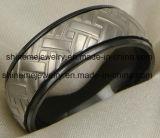 Shineme 보석 고품질 최신 판매 티타늄 보석 반지 (TR1857)