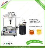 Machine de remplissage de cartouche de pétrole d'Ocitytimes Cbd pour la bouteille de jus d'E Liquid/E