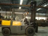 Gabelstapler des Benzin-4ton mit LPG und Becken (FG40T)