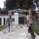 Baustahl-vorfabriziertes modulares Haus