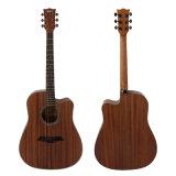 Вся переклейка гитара 41 дюйма акустическая с большой конструкцией