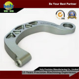 Precisión CNC Pieza de máquina con 6061-T6 / 2017-T6 de aluminio