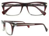 Marco al por mayor de las lentes de Eyewear del diseño de Italia de los marcos ópticos