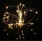 Controle Remoto 10m 100LED Mini Copper Wire String Lights