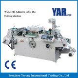 Máquina cortando barata da etiqueta adesiva da série de Wqm com Ce