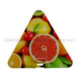 Venta caliente de la tarjeta de triángulo de promoción de la unidad flash USB (UL-P033)