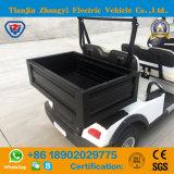 Zhongyi 4 passageiros fora carros de golfe elétricos Sightseeing da carga da canela clássica a pilhas da estrada dos mini para a venda