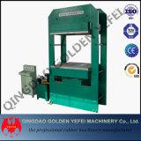 Máquina de vulcanización de la prensa de goma de la placa de la alta calidad de China