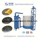 Selling caliente Carbonization Furnace Making Line para Wood Waste