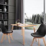 Tulip Cadeiras de Jantar Cadeiras de escritório com pernas sólidas