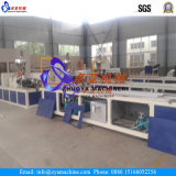 Riga di plastica dell'espulsione di profilo del PVC WPC/linea produzione di profilo